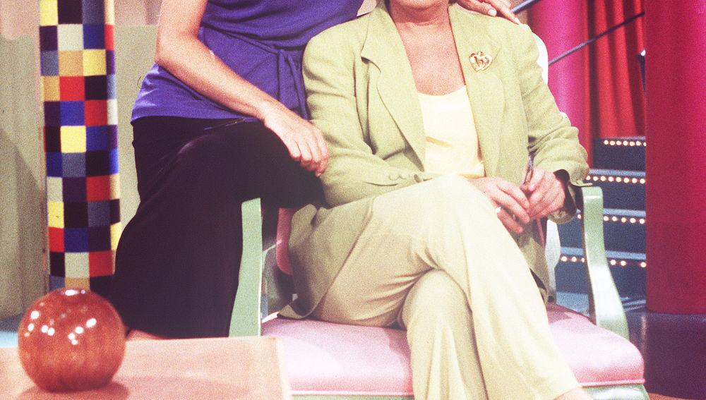 Ana Rosa Quintana y Rosa Villacastín en 'Extra Rosa'