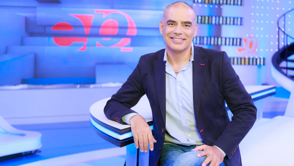 Nacho Abad en 'Espejo Público'
