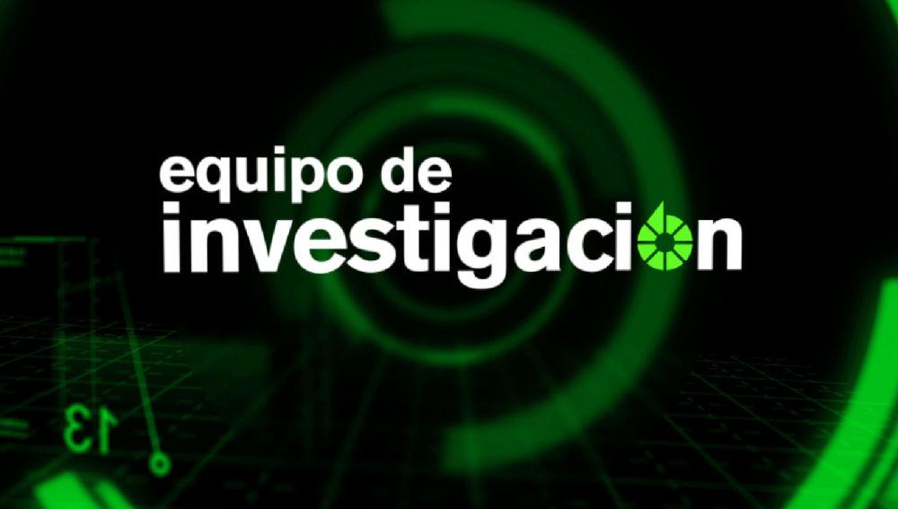 'Equipo de investigación' en Antena 3