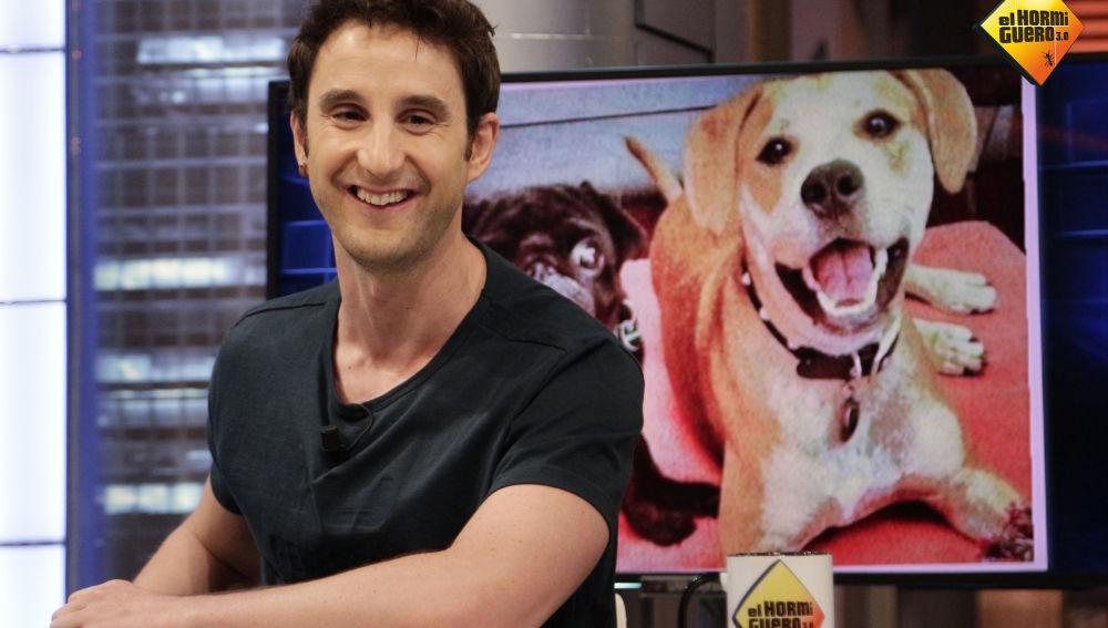 Dani Rovira, comprometido con los animales, en 'El Hormiguero 3.0'