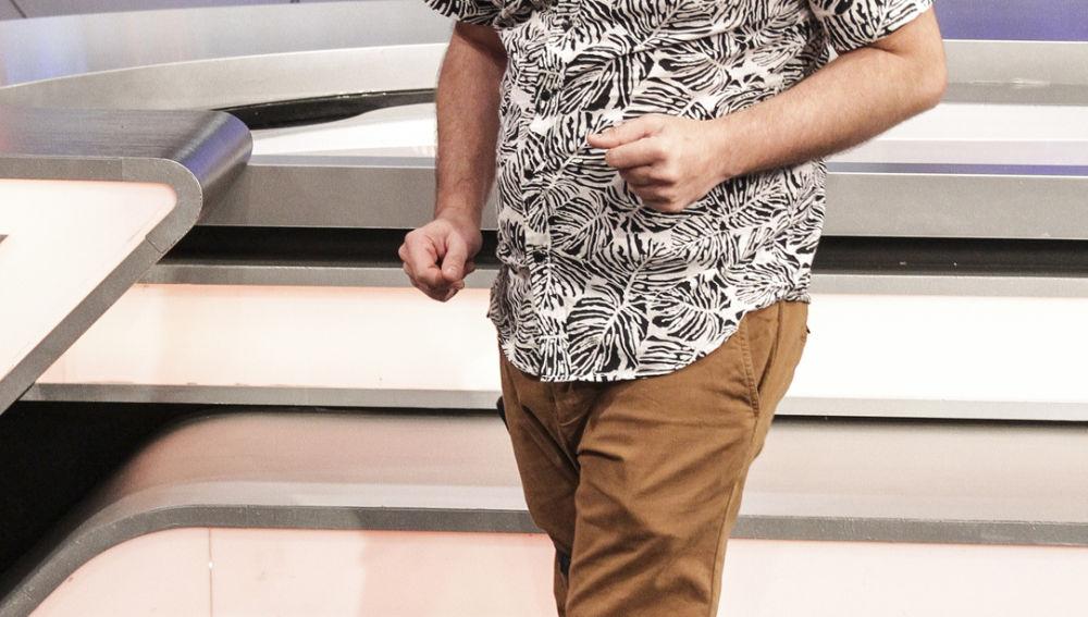 Agustín Jiménez en 'El Hormiguero 3.0'