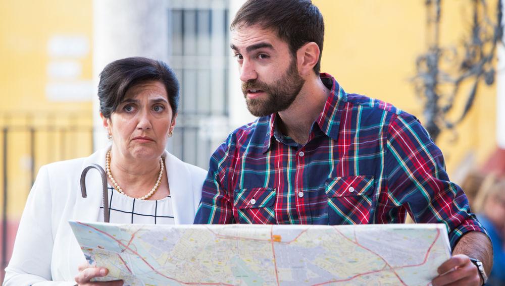 Jon Plazaola es Iñaki en 'Allí Abajo'