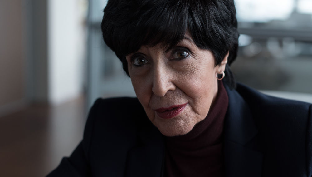 Concha Velasco es Adela en 'Bajo Sospecha'