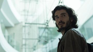 Yon González en el 2x01 de 'Bajo Sospecha'