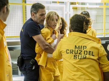 Macarena se ve envuelta en otro altercado en 'Vis a vis'