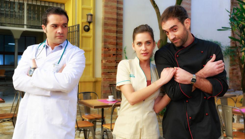 'Allí Abajo' estrena su segunda temporada el 25 de febrero en Antena 3 Internacional