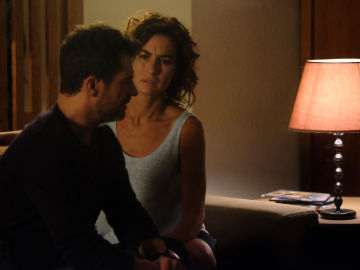 Héctor le confiesa toda la verdad a Marta