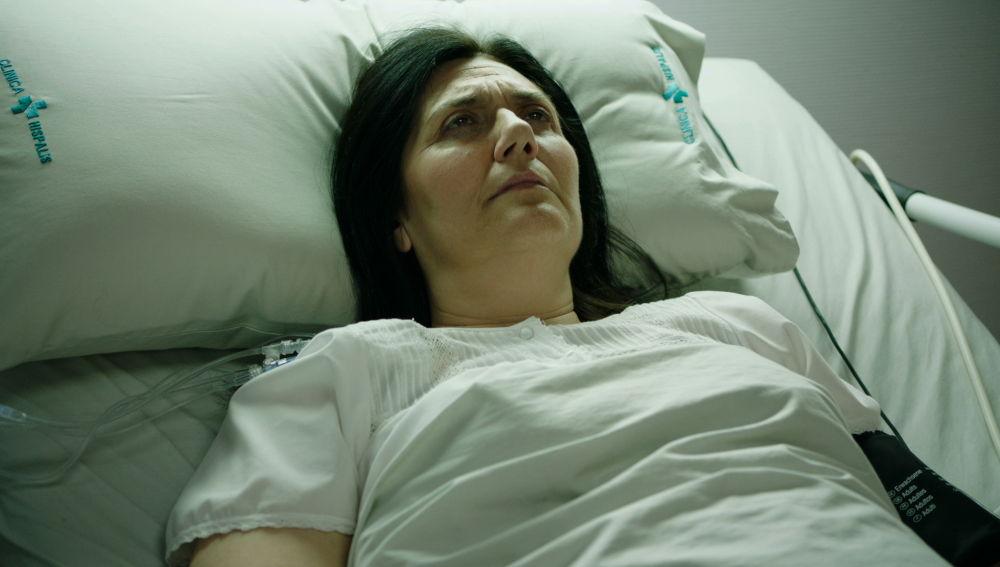 Maritxu despierta del coma