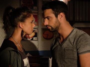Pilar y Lucas se enfrentan por Fara