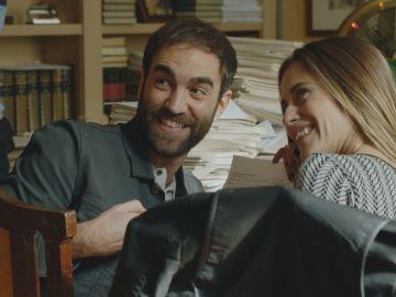 Carmen e Iñaki se casan en secreto ante un dudoso notario