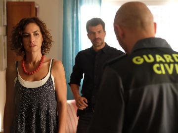 Marta desea marcharse de Campoamargo con Nacho