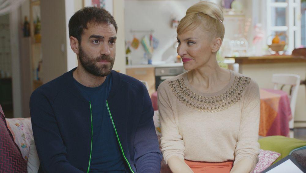 Iñaki descubre que está casado con una rusa, Paulova