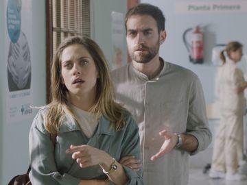 Carmen e Iñaki se enfrentan a los cursos prematrimoniales de Don Pascual