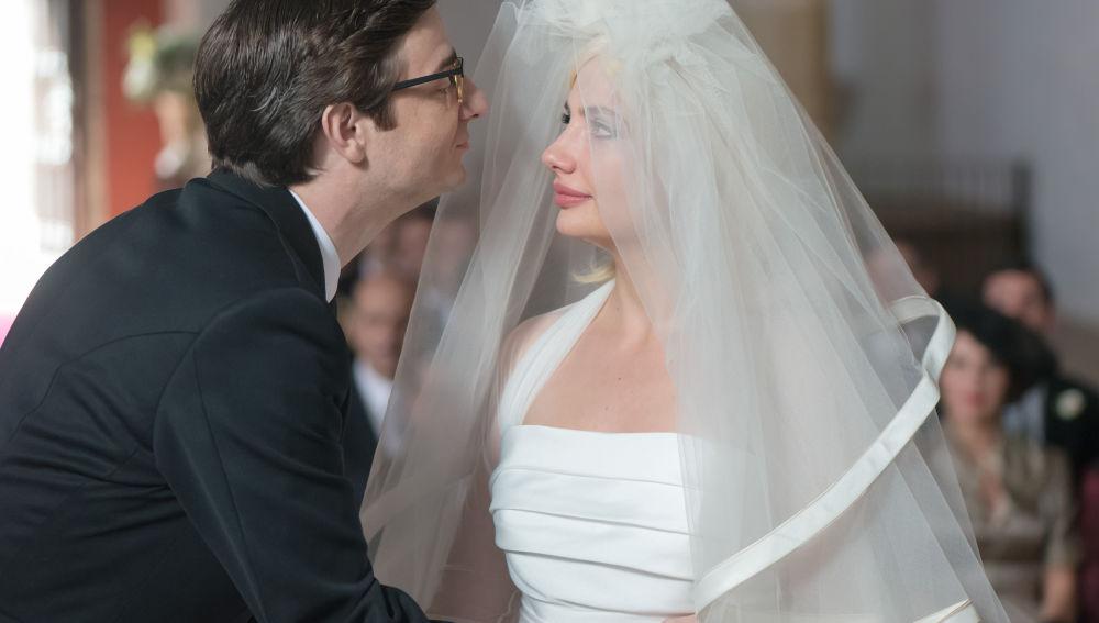 La boda entre Patricia y Valentín en Velvet