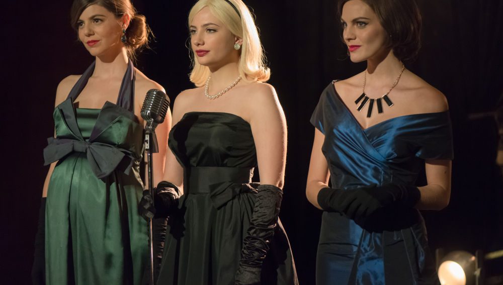 Cristina, Patricia y Bárbara presentan la nueva colección de Joyas Velvet