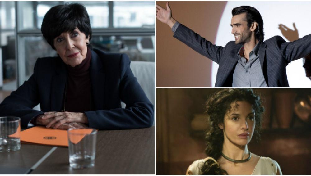 Concha Velasco, Aitor Luna y Paula Prendes se unen a Velvet