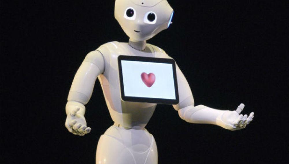 El padre del robot Pepper crea un nuevo androide para remediar la soledad.