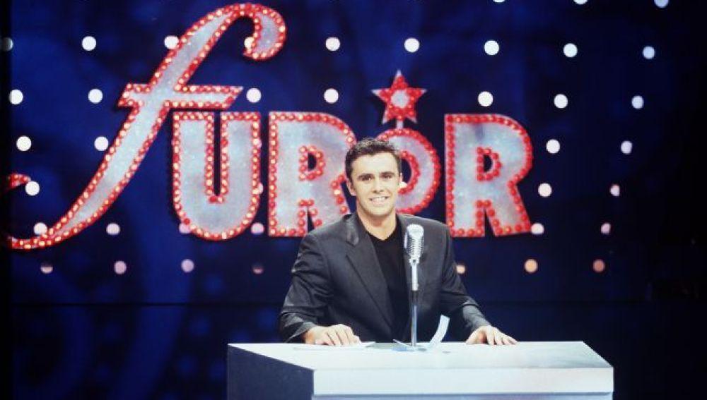 Alonso Caparrós presentaba 'Furor' en Antena 3