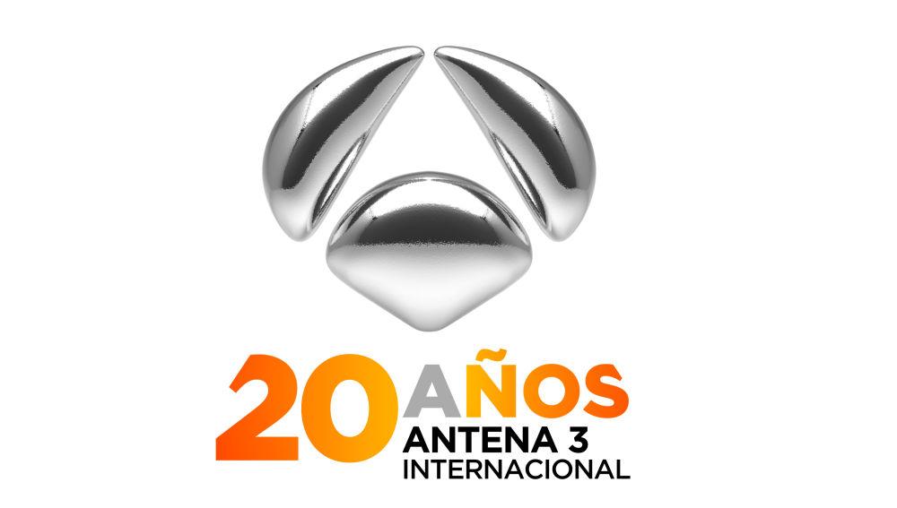 Antena 3 Internacional celebra sus 20 años contigo
