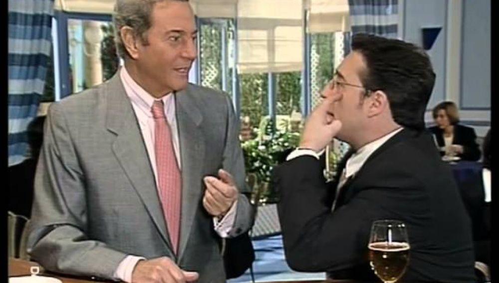 Arturo Fernández protagonizaba 'La casa de los líos'
