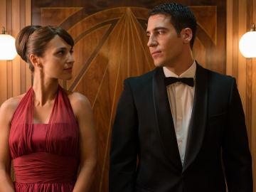 Ana y Alberto se reencuentran en la primera temporada de 'Velvet'