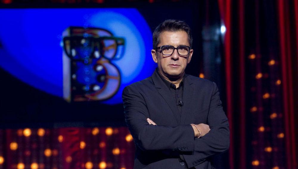 Andreu Buenafuente presentó el programa 'Buenafuente' en Antena 3