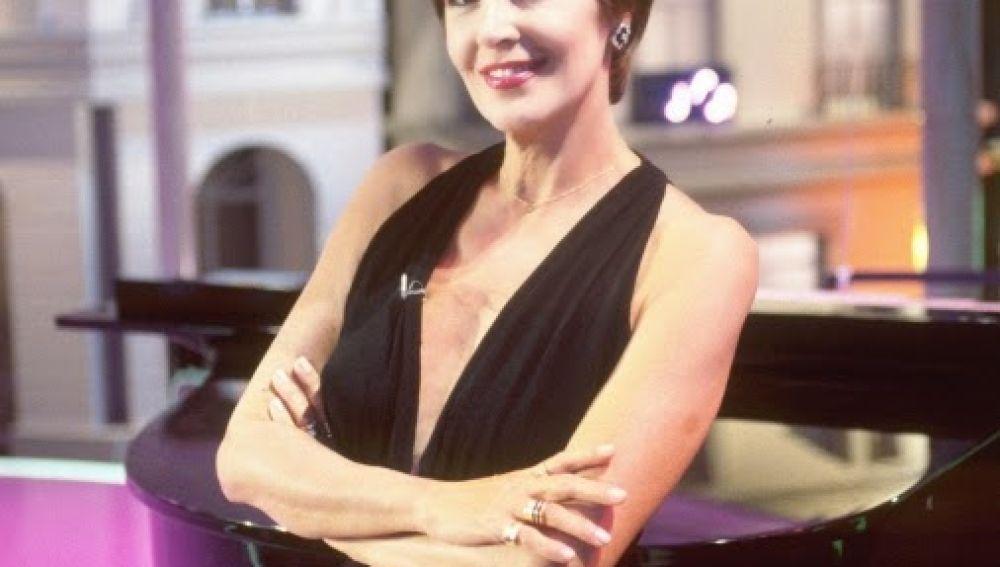 La prolífica carrera de Concha Velasco en Antena 3 comenzó con 'Encantada de la vida'