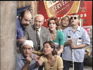 'Los ladrones van a la oficina', una de las mejores series de humor de los noventa