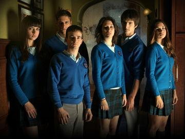 Los jóvenes actores de 'El internado' mantuvieron en vilo a millones de personas durante siete temporadas