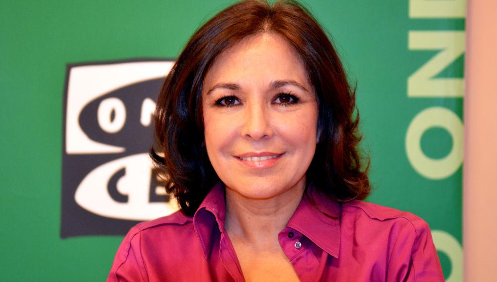 Isabel Gemio ha presentado grandes programas de Antena como 'Sorpresa, ¡Sorpresa!'