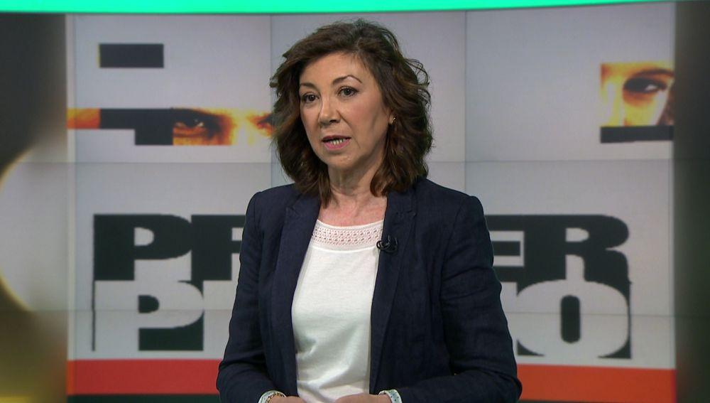 Mar Martínez Raposo, actual directora internacional de Atresmedia, presentó 'Primer Plano'