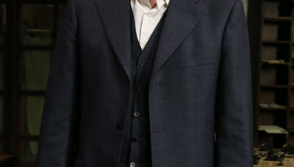 Alejandro Sigüenza es Nicolás