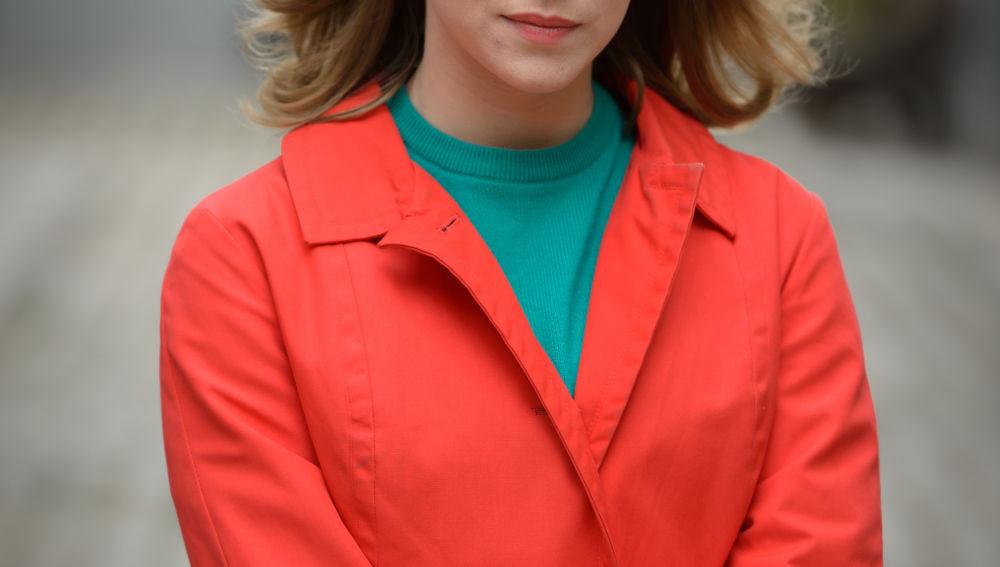 Natalia Rodríguez es Leonor Gómez