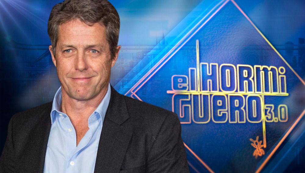 Hugh Grant visita 'El Hormiguero 3.0'