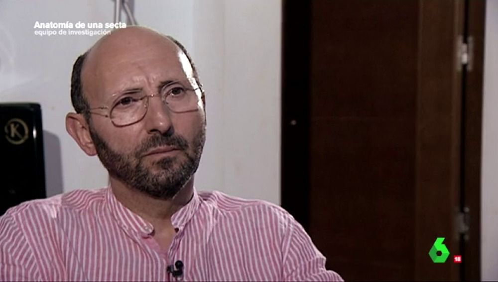 Ginés Jesús Hernández habla sobre la Iglesia Palmariana