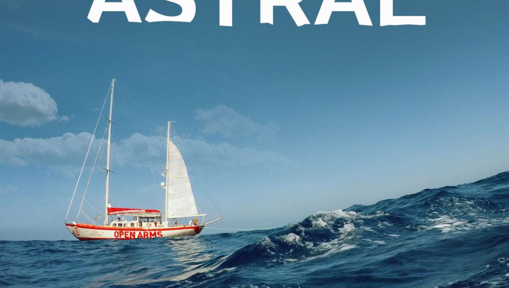 """Cartel de """"Astral"""", primera película documental de 'Salvados'"""