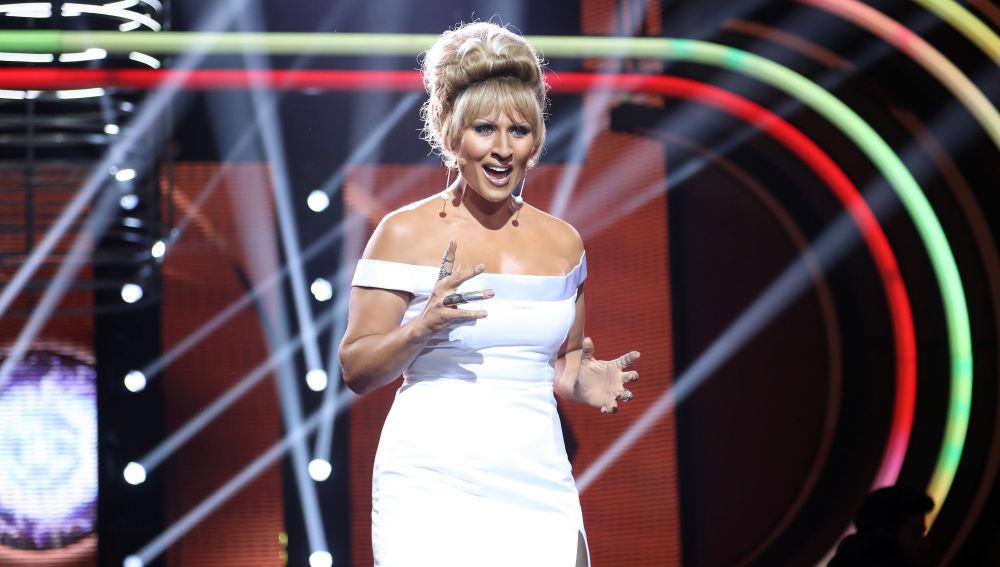 Rosa López se convierte en Tina Turner en 'Tu Cara Me Suena'