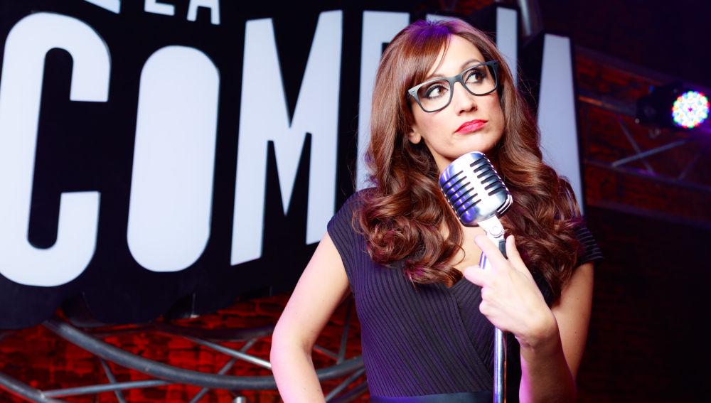 Ana Morgade presenta 'El Club de la Comedia'