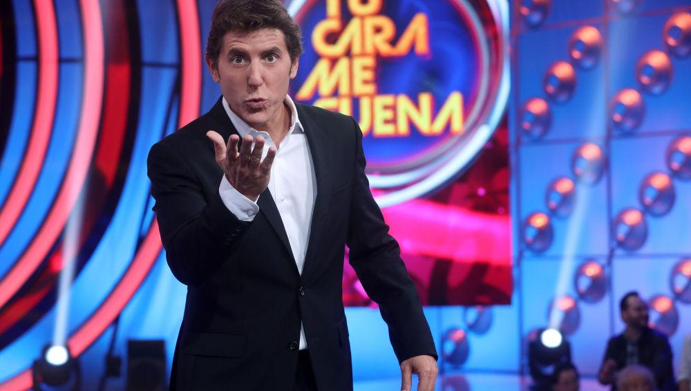 Manel Fuentes presenta 'Tu Cara Me Suena'