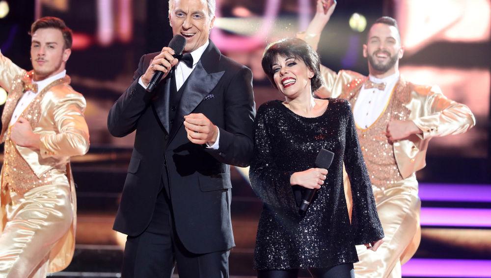 Pablo Puyol y Beatriz Luengo se reencuentran para dar vida a Frank Sinatra y Liza Minelli