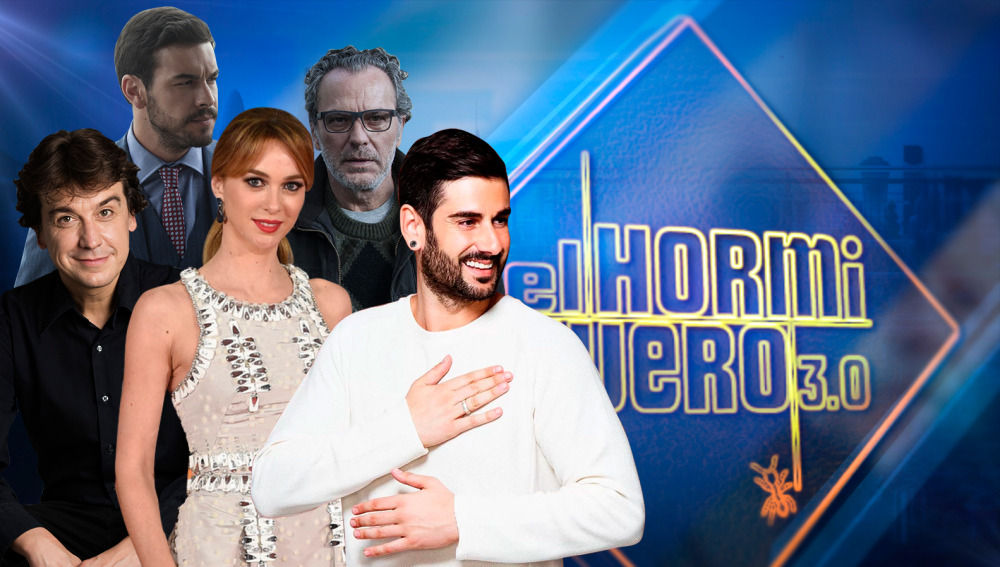 Invitados de 'El Hormiguero 3.0' del 2 al 4 de enero