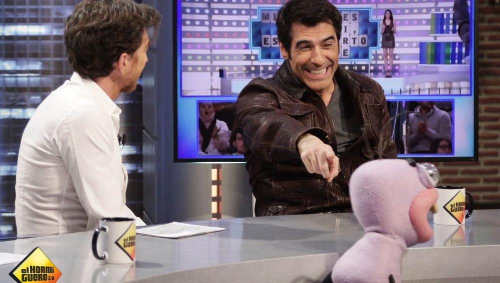 Jorge Fernández en 'El Hormiguero 3.0'