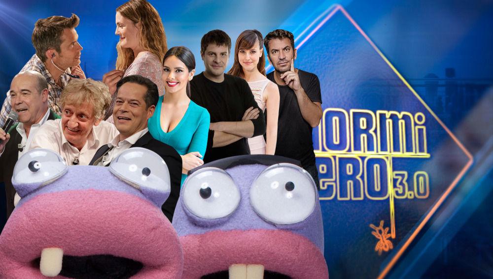 Drew Barrymore en 'El Hormiguero 3.0'