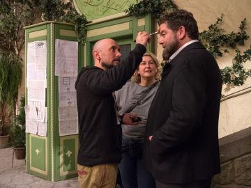 'El secreto de Puente Viejo' - Making of del episodio 1500