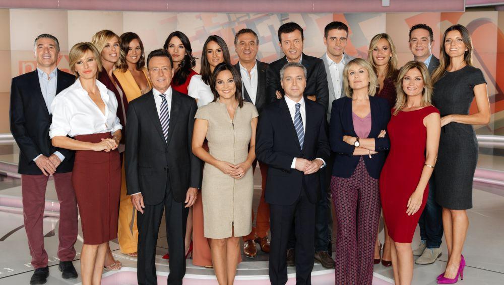 Antena 3 Noticias en Antena 3 Internacional