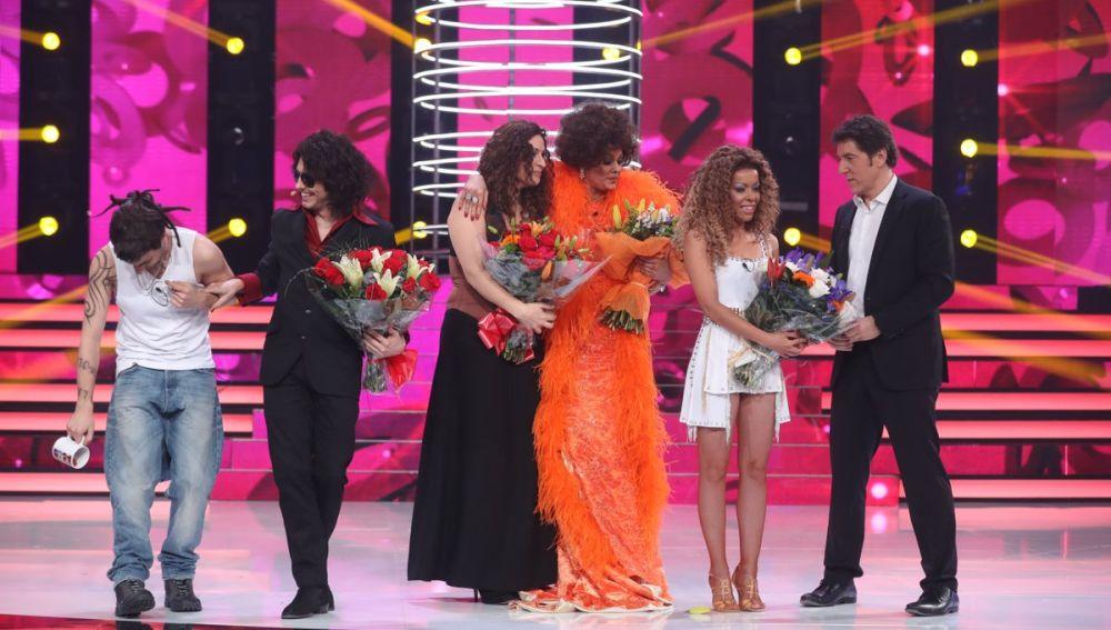 Los finalistas de 'Tu Cara Me Suena 5'