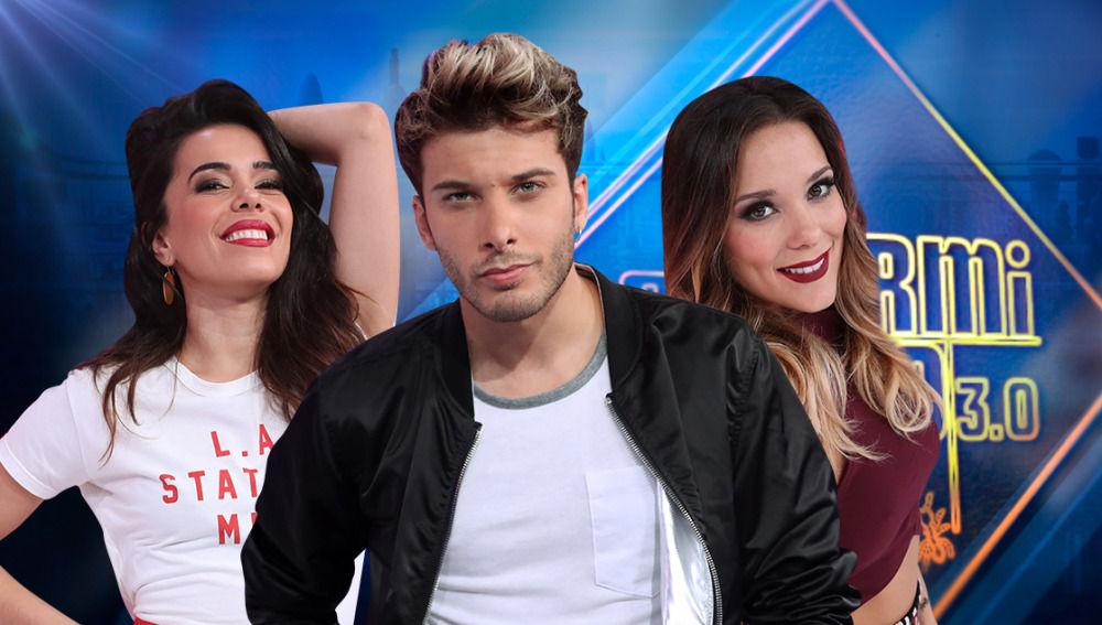 Los finalistas de 'Tu Cara Me Suena' en 'El Hormiguero 3.0'
