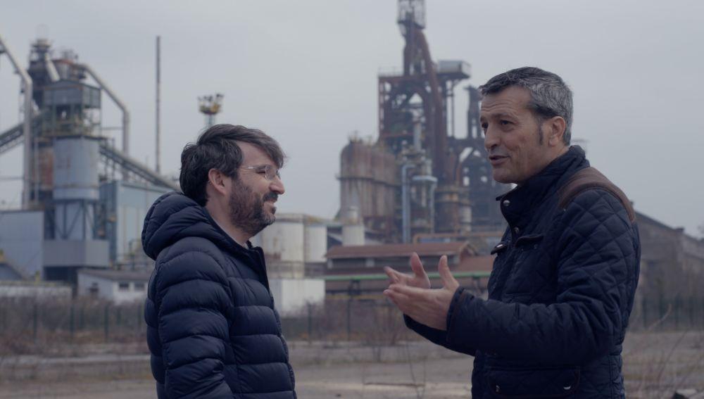 Jordi Évole entrevista a Edouard Martin en 'Salvados'