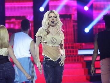 Britney Spears le da a Patricia Aguilar la victoria