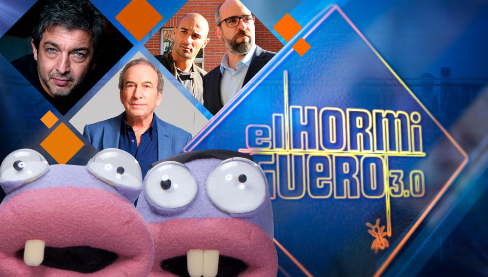 Invitados de 'El Hormiguero 3.0' del 10 al 13 de abril